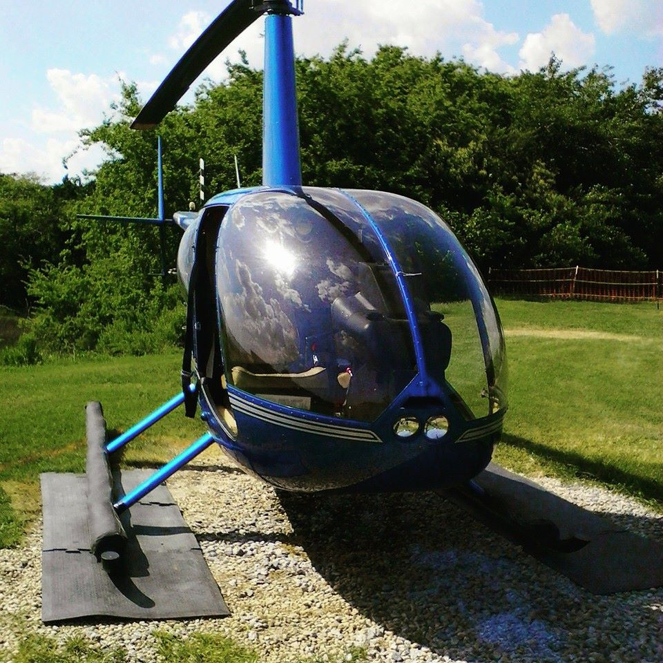 Fly-In Helicopters, Helicopter Tours Charleston SC