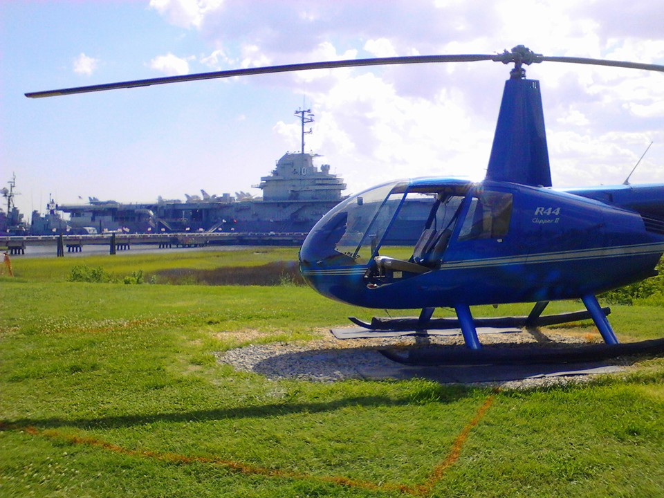 Helicopter Tours, Charleston SC